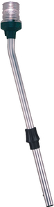 ALL-ROUND STOWAWAY PLUG-IN POLE LIGHT w/BASE (#9-1330DP3CHR) - Click Here to See Product Details