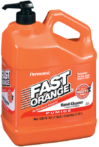 FAST ORANGE<sup>®</sup> PUMICE LOTION HAND CLEANER (#180-25219) - Click Here to See Product Details