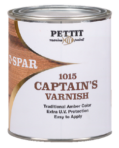 CAPTAIN'S VARNISH  - Click Here to See Product Details