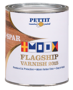 FLAGSHIP VARNISH  (#93-2015G) - Click Here to See Product Details