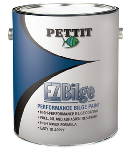 EZ BILGE PERFORMANCE BILGE PAINT (#93-3124G) - Click Here to See Product Details