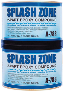 A-788 SPLASH ZONE COMPOUND (#93-A788Q) - Click Here to See Product Details