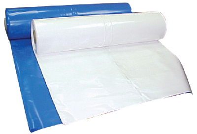 POLY AMERICA WHT POLY FILM 20'X298'- 200# (20WH)
