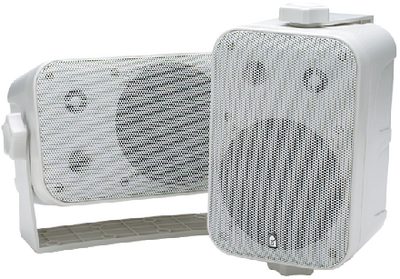 WATERPROOF BOX SPEAKERS (#665-MA9060W) - Click Here to See Product Details