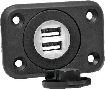 PRIME PRODUCTS 12 VOLT DUAL USB PORTS (08-6412)