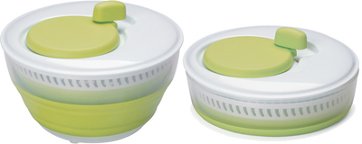 PROGRESSIVE INT'L CORP COLLAPSIBLE SALAD SPINNER (CSS-2)