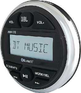 SEAWORTHY STEREO-RD AM/FM/USB/AUX/BT (JBLPRV175)
