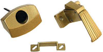 RV DESIGNER DOOR LATCH WITHOUT LOCK (H521)