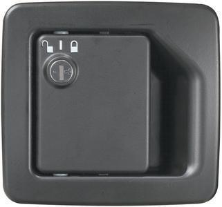 RV DESIGNER MTR HOME DOOR LOCK (60-600) (T505)
