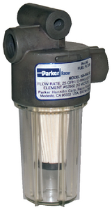 IN-LINE GASOLINE FUEL FILTER (#62-025RAC02) - Click Here to See Product Details