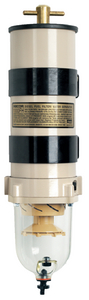 TURBINE SERIES DIESEL FUEL FILTRATION - SINGLE (#62-1000FH2) - Click Here to See Product Details