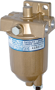 100 SERIES DIESEL SPIN-ON FILTER / WATER SEPARATOR (#62-110A) - Click Here to See Product Details