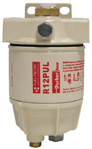 120 RMAM SERIES FUEL / WATER SEPARATOR (#62-120RMAM30) - Click Here to See Product Details