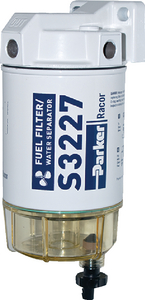 GASOLINE SPIN-ON SERIES FUEL/WATER SEPARATOR (#62-320RRAC01) - Click Here to See Product Details