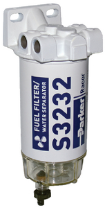GASOLINE SPIN-ON SERIES FUEL/WATER SEPARATOR (#62-660RRAC01) - Click Here to See Product Details