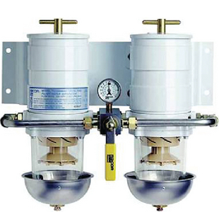 TURBINE SERIES DIESEL FUEL FILTRATION - DUAL (#62-75500MAX30) - Click Here to See Product Details