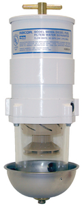 TURBINE SERIES DIESEL FUEL FILTRATION - SINGLE (#62-900MA30) - Click Here to See Product Details