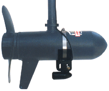 TROLLING MOTOR TRANSDUCER BRACKET (#750-300) - Click Here to See Product Details