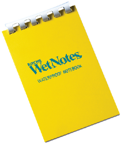 POCKET WETNOTES<sup>®</sup> NOTEBOOK (#128-W35) - Click Here to See Product Details