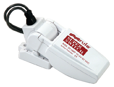 SUPERSWITCH<sup>TM</sup> FLOAT SWITCH (#29-37FA) - Click Here to See Product Details