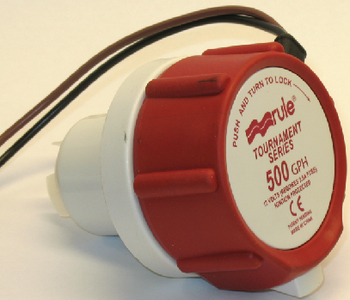TOURNAMENT SERIES AERATOR PUMP (#29-45DR) - Click Here to See Product Details