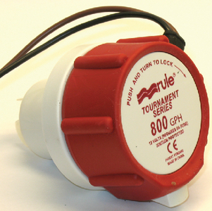 TOURNAMENT SERIES AERATOR PUMP (#29-46DR) - Click Here to See Product Details