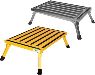 SAFETY STEP LLC XL FOLDING SAFETY STEP-GRANITE (XL-08C-G)