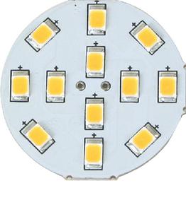SCANDVIK LIGHT G4 BACK PIN 10 LED WW (41010P)