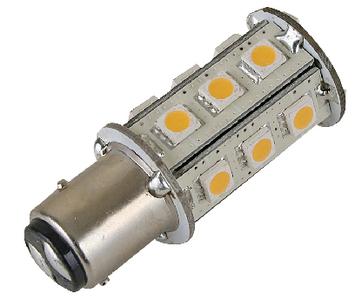 SCANDVIK LIGHT BAY15D TOWER 18 LED WW (41082P)
