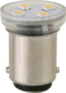 SCANDVIK LIGHT BAY 15D WAFER 6 LED WW (41086P)