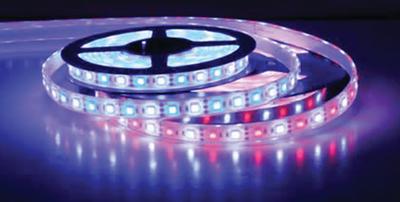SCANDVIK LED DUAL COLOR FLEX STRIP CW/R (41525P)