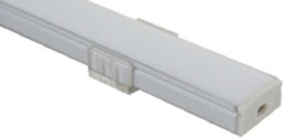 SCANDVIK LED FLEX TRAK 12MM X 4' WH PVC (41730)