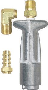 """SCEPTER CONNECTOR BAYONT-3/8"""" BARB KIT (09476)"""