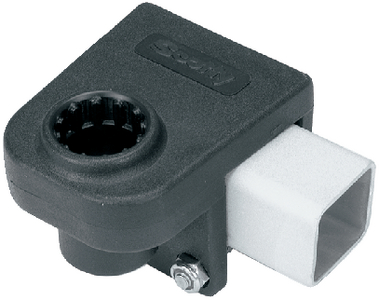 ROD HOLDER MOUNT (#736-243BK) - Click Here to See Product Details