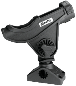 BAIT CASTER/SPINNING ROD HOLDERS (#736-280BK) - Click Here to See Product Details