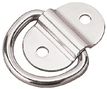 FOLDING PAD EYE- STAINLESS  (#354-0901551) - Click Here to See Product Details