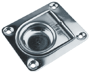 SPRING LOADED FLUSH LIFT HANDLE (#354-2218101) - Click Here to See Product Details