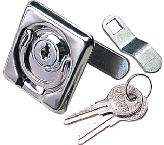 SURFACE MOUNT LOCKING LIFT RING (#354-2218311) - Click Here to See Product Details