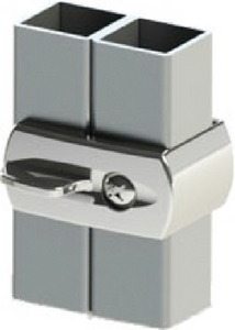 STAINLESS PONTOON GATE LATCH (#354-2218801) - Click Here to See Product Details