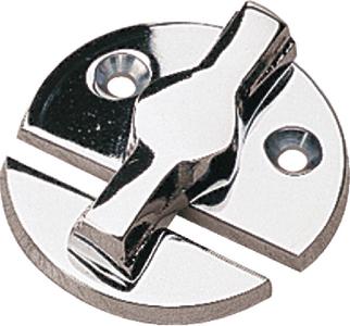 SEA-DOG LINE CHROME PLATED BRASS DOOR (222360-1)