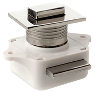 PUSH BUTTON RIM LATCH (#354-2253101) - Click Here to See Product Details