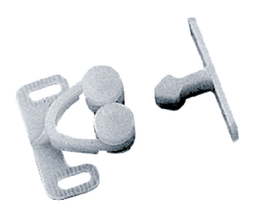 TWIN ROLLER DOOR CATCH (#354-2271411) - Click Here to See Product Details