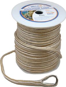 """SEA-DOG LINE ANCHOR LINE DBL GOLD 3/8""""X150' (302110150G/W-1)"""