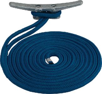 "SEA-DOG LINE DOCK LINE DBL BLUE 1/2""X20' (302112020BL-1)"