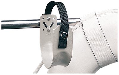 RAIL MOUNT RING BUOY BRACKET (#354-3271301) - Click Here to See Product Details