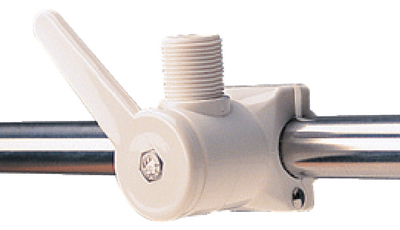 RAIL MOUNT ANTENNA BRACKET (#354-3271481) - Click Here to See Product Details