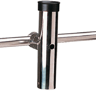 RAIL MOUNT ROD HOLDER (#354-3271751) - Click Here to See Product Details