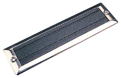 DECK STEP - STAINLESS (#354-3280131) - Click Here to See Product Details