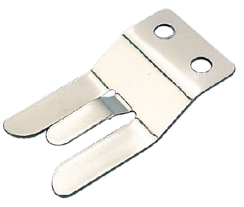 STAINLESS STEEL MICROPHONE CLIP (#354-3299901) - Click Here to See Product Details