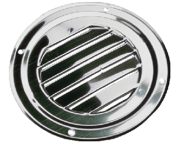 ROUND LOUVERED VENT (#354-3314251) - Click Here to See Product Details